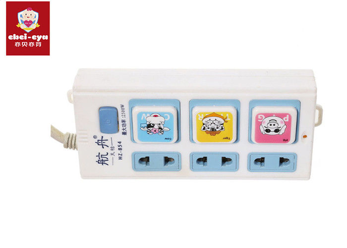 Cartoon Child Safety Outlet Covers / Outlet Plugs Zodiac Socket Cover