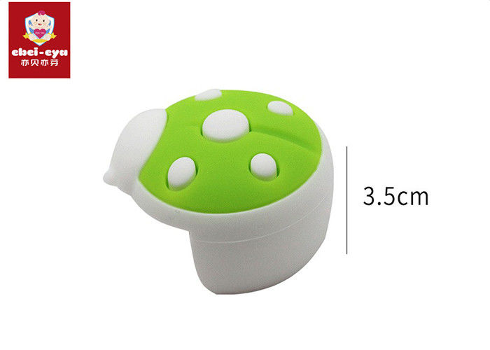 Silicone Baby Safety Table Products Ladybug Shape Corner Guards Baby Safety Corner Guards